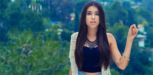Madison Beer: Chráněnka Justina Biebera vydala nový klip Unbreakable