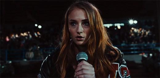 V novém klipu Oblivion od kapely Bastille si zahrála herečka Sophie Turner ze seriálu Hra o trůny