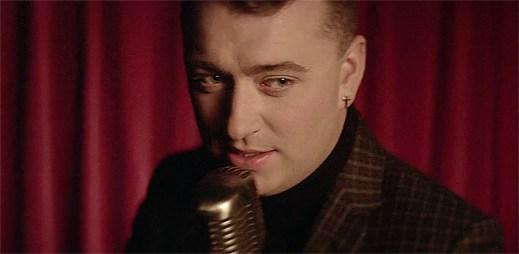 Gay zpěvák Sam Smith vydal další úžasný videoklip I'm Not The Only One