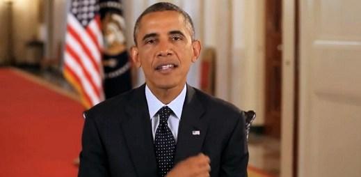 Barack Obama podpořil gaye na olympiádě Gay Games 2014