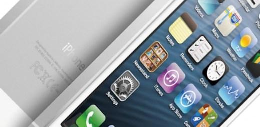 Apple u vadných modelů iPhone 5 zdarma vymění baterii a horní tlačítko ON/OFF