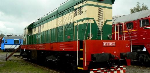 Jak se žije mezi vlaky?