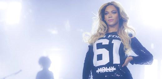 10 pozoruhodných vystoupení zpěvačky Beyoncé, které musíte vidět
