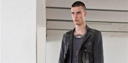 Boris Bidjan Saberi: Nejlepší je vrstvit oblečení na sebe