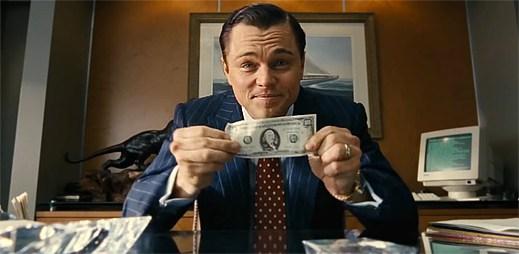 Film Vlk z Wall Street: Proč také nemít peníze, když je to tak jednoduché?