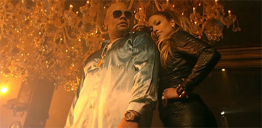 Fat Joe a Jennifer Lopez natočili klip Stressin, který se až nápadně podobá hitovce On The Flor