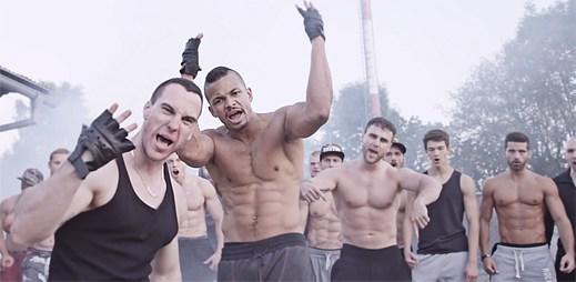 Ben Cristovao a Cavalier natočili klip Těžký Váhy, kde se maká do posledních sil