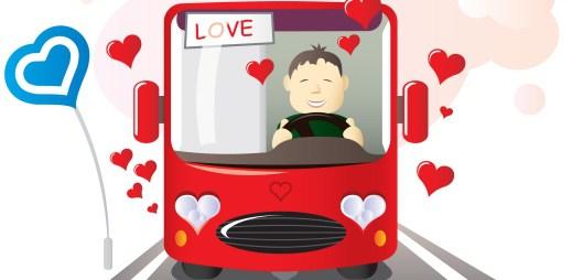 Homofobní řidič vyhodil dva gaye: Můj autobus, moje pravidla