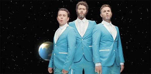 Take That představili nový super energický klip These Days