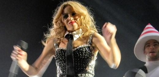 Poslední ohlédnutí: Kylie v Praze opět nezklamala!