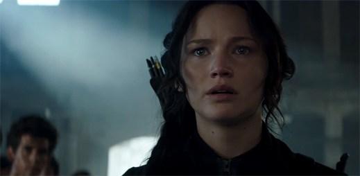 Film Hunger Games: Síla vzdoru, první část. Její odvaha změní svět!