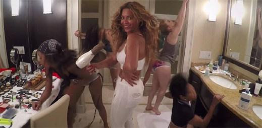 Beyoncé vydala bláznivý klip 7/11, ve kterém vítá rok 2015