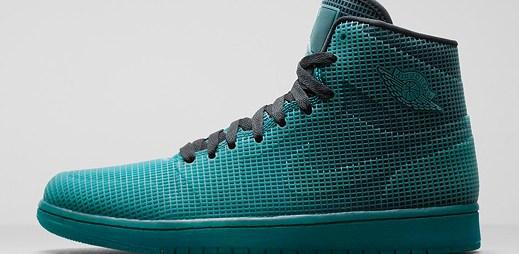 Nike kombinací dvou prestižních modelů vytvořil Air Jordan 4Lab1 – Tropical Teal