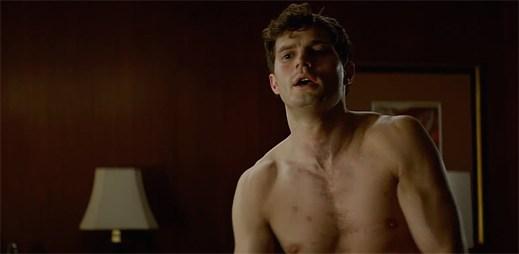 Film Padesát odstínů šedi: Sex, sex a zase jenom sex