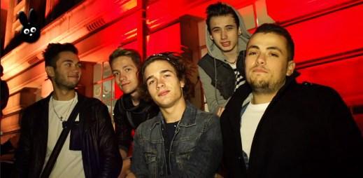 Nový česko-slovenský boyband UNITED5: Podobají se One Direction a zpívají skvěle!