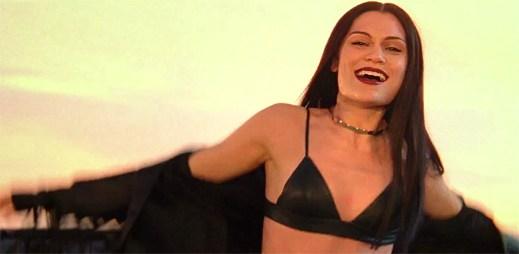 Jessie J v klipu Masterpiece zaznamenala svůj běžný den