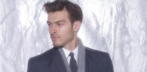 Vánoční kolekce XMASS 2014 s elegantním gentlemanem značky F&F – 2. část