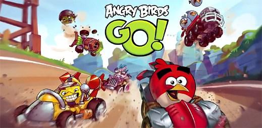 Hra Angry Birds GO!: Zábava skoro pro každého