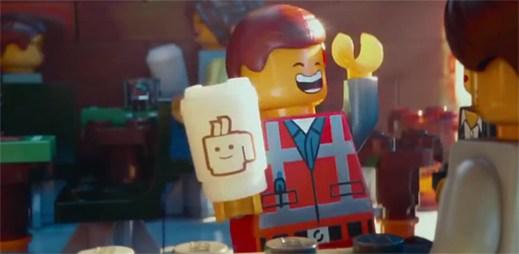 Film Lego příběh: Všechno je tu boží