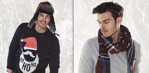 Zima s módní značkou F&F pokračuje ve volnočasovém stylu