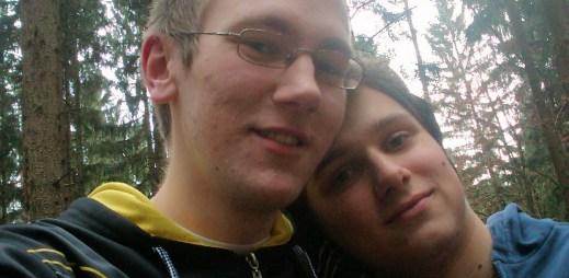 Seznámili se u nás: Dominik a Ondřej