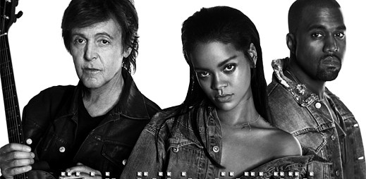 Rihanna vydala nový akustický song FourFiveSeconds