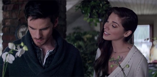 Láska je jako duch, kterého nemůžete ovládat zpívá Christina Perri v klipu The Words