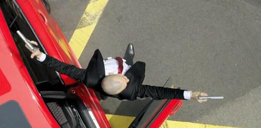 Herní série Hitman: Agent 47 se dočká dalšího filmového zpracování