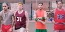 Fall Out Boy se snaží vyhrát v nelítostném zápase v klipu Irresistible