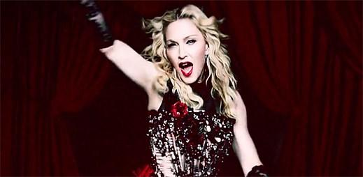 Madonna ohlásila světové turné Rebel Heart, se kterým přijede i do Prahy