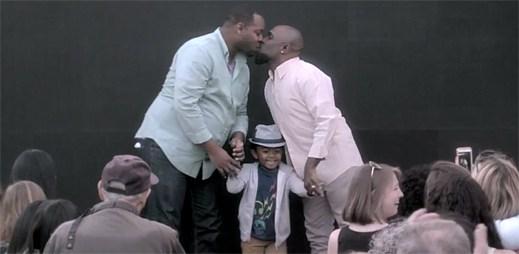 Video ukazuje, že láska nezná rozdíly