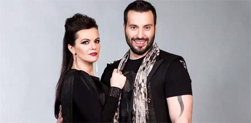 Eurosong 2015: Marta Jandová a Václav Noid Bárta za Česko se songem Hope Never Dies