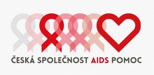 ČSAP: Internetová poradna o HIV/AIDS a nové logo