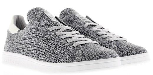 Adidas představil pletenou obuv s výkonnou technologií Primeknit