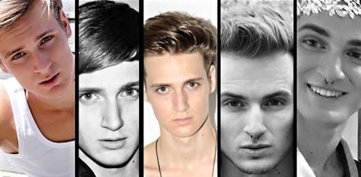 Hlasujte pro nejkrásnějšího gaye světa v soutěži Mr. Gay World 2015