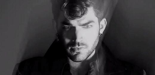 Gay zpěvák Adam Lambert vydal pilotní singl Ghost Town
