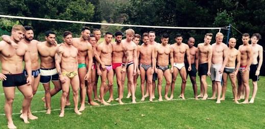 V neděli se dozvíme vítěze Mr. Gay World 2015! Zvítězí Daniel Fröhlich?