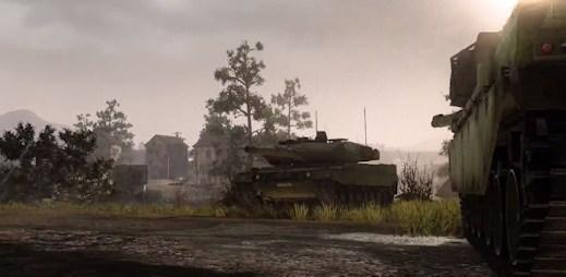 Získejte zdarma klíč do tankové hry Armored Warfare - early access