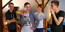 Gayové proti heterákům: Danny z TVTwixx si pozval DeniseTV, Honzu Zelenku a Sebastiana Matta