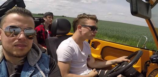 United5 představili klip k letnímu singlu Name In The Sand