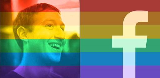Nastavte si na Facebooku profilovou fotografii s duhou. Podpoříte tím homosexuální svatby v USA
