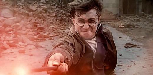 Dočkáme se pokračování Harryho Pottera? Spisovatelka Rowlingová prozradila, co chystá