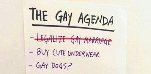 V Americe už mají splněno! Podívejte se na seznam úkolů správného gaye