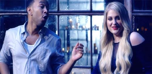 Milovat a ztratit! Meghan Trainor a John Legend zpívají o lásce v klipu Like I'm Gonna Lose You