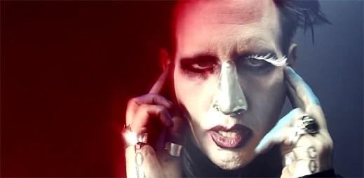 Marilyn Manson flámuje sedm dní v kuse v klipu Third Day of a Seven Day Binge