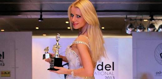 GAYMAN 2015: Světová modelka Lenka Josefiová prozradila, že má okolo sebe spoustu gayů