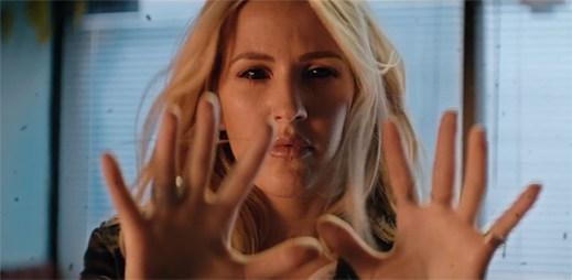 Major Lazer: Když se zamilujete, získáte sílu telekineze s Ellie Goulding v klipu Powerful