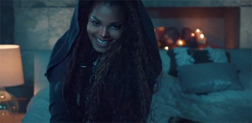 Janet Jackson nečekaně přišla s novým klipem No Sleeep