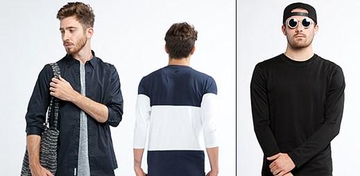Publish: Abstraktní kolekce Open Mind ve stylu klasického streetwearu