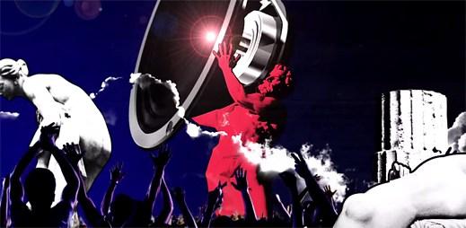 David Guetta vydal animovaný klip Sun Goes Down plný barev